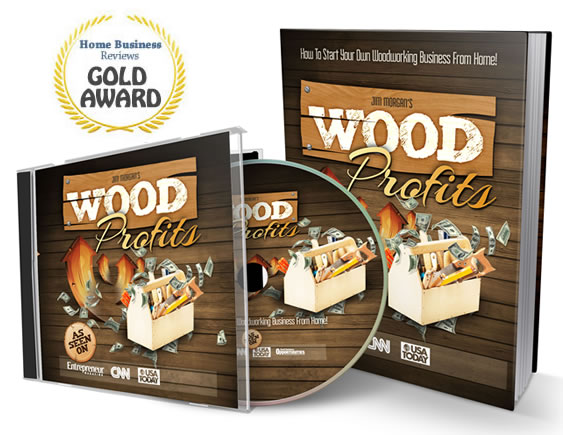 Wood Profits – Guide To Launching Your Woodworking Business From Home
